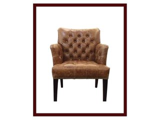 简美古驰 新美式系列书椅