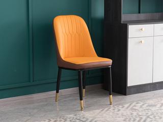 喔木居 轻奢风格 塔克系列 GY02餐椅