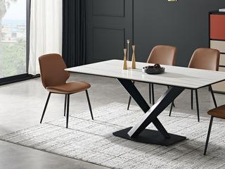 宏宇家私 极简风格 JY-093 简意系列 餐椅