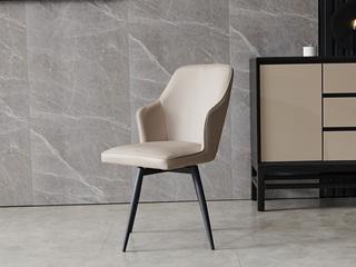 宏宇家私 极简风格 JY-091 简意系列 餐椅