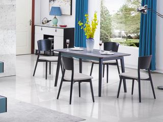 现代简约 天然松木坚固框架 Y918椅子