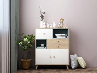 北欧风格 小户型经典时尚 装饰柜