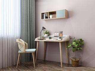 北欧风格 小户型经典时尚 书桌