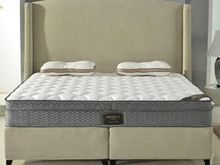 环保乳胶3D椰棕床垫弹簧 24cm厚 席梦思床垫 1.8*2.0米床垫