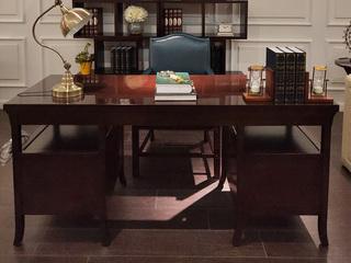 简美古驰 新美式系列书桌