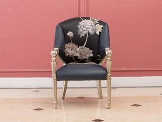 博洛妮亚 法式家具系列休闲椅