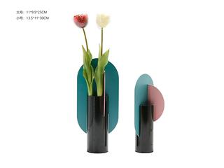 现代简约 HY2020012A/B花瓶组合(A+B)