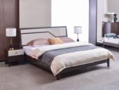 科隆印象 现代简约 落叶松坚固床架 1.8*2.0m床