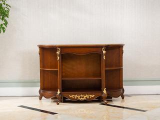 博洛妮亚 法式家具系列背柜