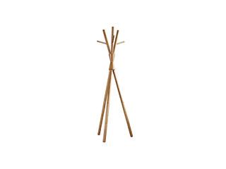 木之忆 北欧风格 精选白蜡木 光泽细腻 衣帽架