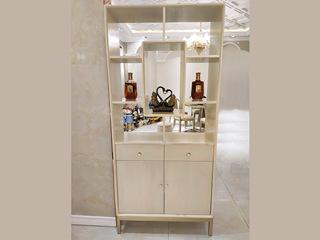 美克世家 简美风格 北美进口榉木坚固框架 间厅柜