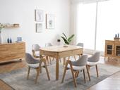北欧风格2320实木餐桌