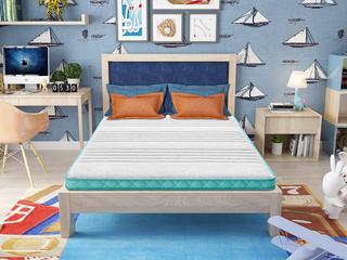 喜临门·酷睡绿洲1.5*1.9 椰棕专业儿童6cm3D床垫 高箱上下铺床适用