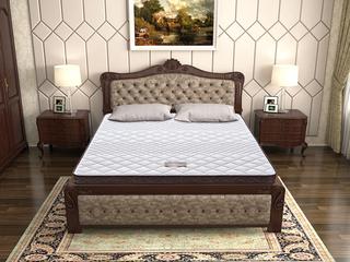 喜临门·酷睡酷睡宝6cm 1.5*1.9 天然椰棕透气双面床垫 针织面料柔软亲肤床垫