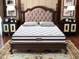 喜临门·酷睡1号垫 1.5*1.9 3D椰棕护脊床垫 纳米海绵双面床垫