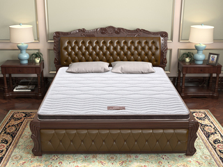 喜临门·酷睡酷睡宝10cm 0.9*1.9 3D天然椰棕透气双面床垫 针织面料柔软亲肤床垫