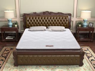 喜临门·酷睡酷睡宝10cm 1.2*1.9 3D天然椰棕透气双面床垫 针织面料柔软亲肤床垫