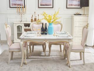 欧式系列餐桌
